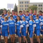 Спортивные мероприятия - 2011